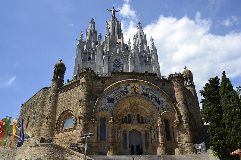 Барселона город достопримечательности