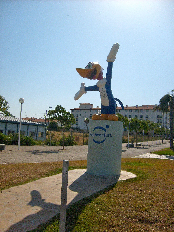 Навстречу приключениям - PortAventura