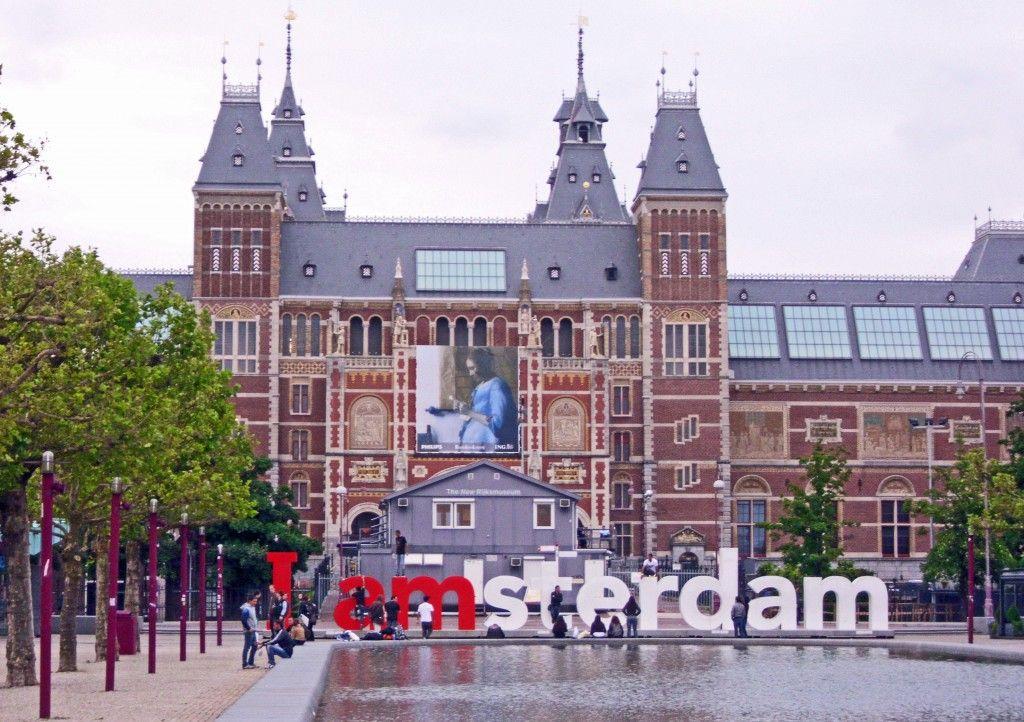 Интересные места Амстердама