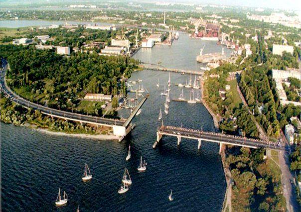 Николаев — город корабелов