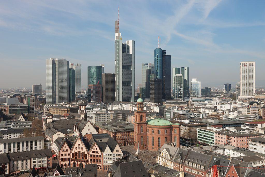 Как добраться из аэропорта в центр Франкфурта