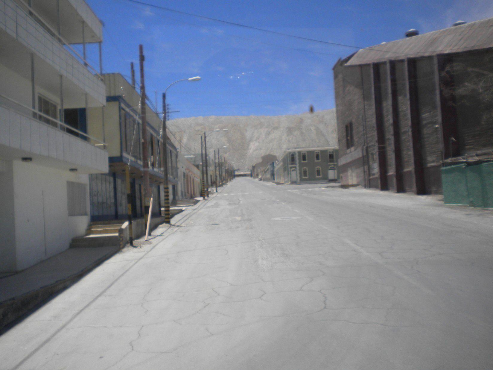 Южная Америка, Чили: шахта Чукикамата и заброшенный шахтерский поселок
