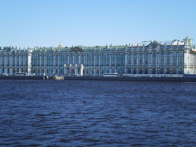 Прогулки по Санкт-Петербургу, продолжение