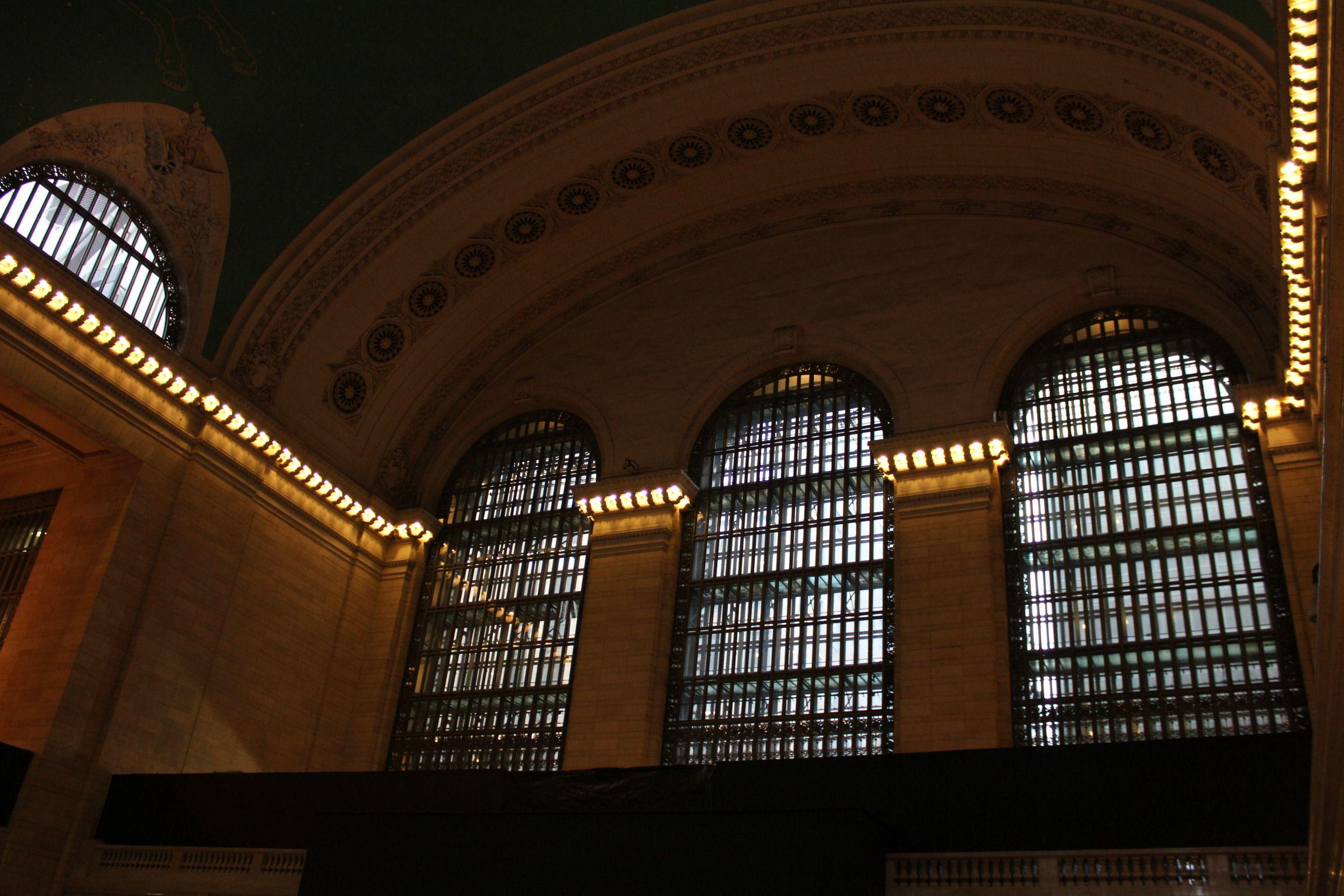 Нью-Йорк, вокзал Гранд Сентрал